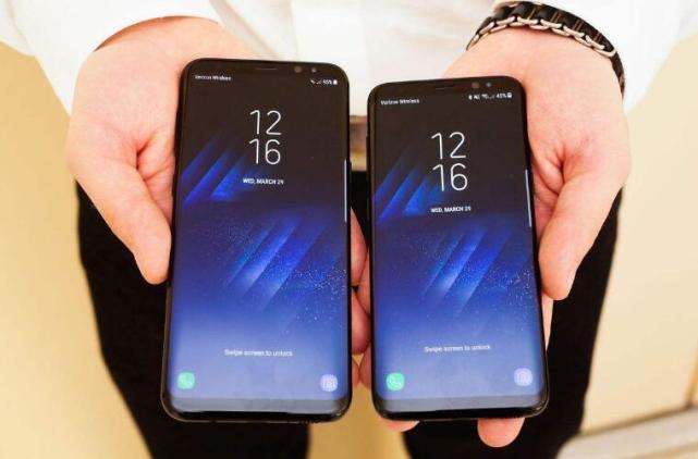 Galaxy S8系列销量不错 上市25天卖出500万台